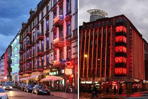 Bahnhofsviertel FFM - Rotlicht, Lifestyle & Orient