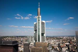 Frankfurts Banken & Hochhäuser Inside - Der Commerzbank Tower