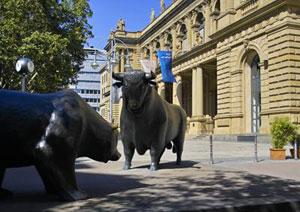 Bulle & Bär - Wirtschaft in Frankfurt