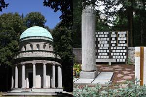 Hauptfriedhof Frankfurt - Gräber erzählen Geschichte
