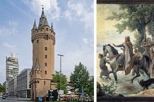 Frankfurter Märchen & Sagen - Das Muhkalb & der Kettenesel
