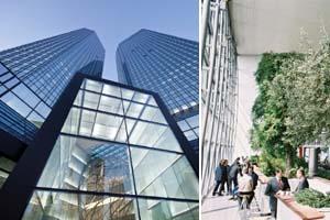 Frankfurts Riesen - Die innovativsten Hochhäuser der Stadt