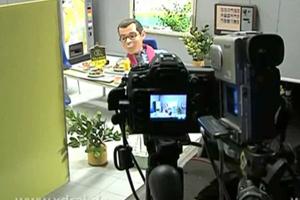 20 Jahre Trickfilme: Backstage-Seminar mit eigener Trickfilm-Sequenz bei der scopas medien AG