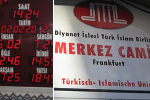 Frankfurt & der Halbmond - Türkisch-muslimisches Leben im Bahnhofsviertel mit Moschee-Besuch