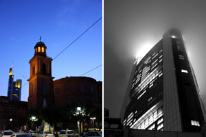 Foto@Night - Fototour durch das nächtliche Frankfurt