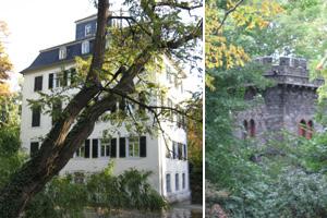 Frankfurter Gartengeschichte(n) - Von Lustalleen & Gärten aus 1001 Nacht