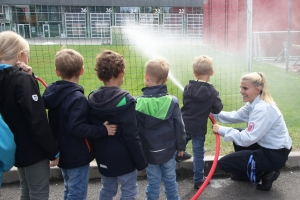 Feuerwehr Frankfurt für Kinder - Ein Actiontag mit Brandschutzerziehung