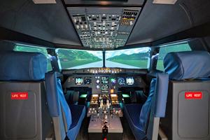 Airliner-Pilot 2.0 - Abenteuer pur im Flugsimulationszentrum