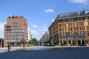 Frankfurter Architektur im Wandel - Rundgang zwischen Flößer- & Deutschherrenbrücke