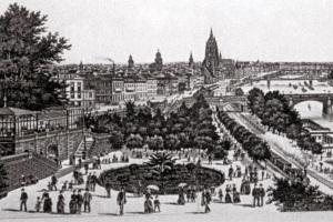 Glanz, Gloria & Revolution - Eine Zeitreise durch Frankfurt