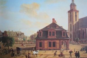 Quer durch - Ein Ritt durch die Stadtgeschichte Frankfurts