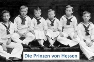 Das Westend & die Prinzen des Hauses Hessen - Auf den Spuren des Frankfurter Hochadels