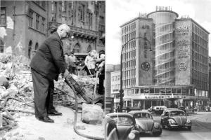 Frankfurt nach der Stunde Null - Eine Stadt erfindet sich neu