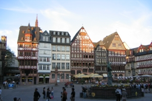 Römerberg - Bauen im Wandel des Geschmacks