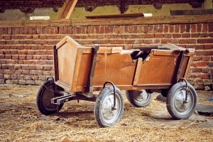 Bollerwagen, Bier & Baguette - Die kleine Bierwanderung durch FFM