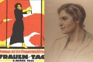 Auf an die Unis & die Wahlurnen - Die Frauenbewegung vor dem 1. Weltkrieg