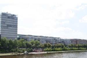 Frankfurts Banken & Hochhäuser Inside - Das Allianz-Kai-Gebäude