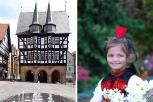 Der nostalgische Tag - Im Oldtimerbus auf Tour zu Grimms Märchen ...