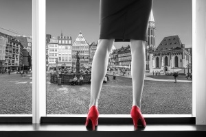 101 Frauenorte - Frankfurt aus der weiblichen Perspektive