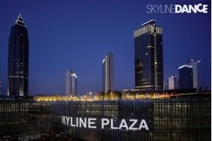 Skyline Dance Party- & Hotelpaket - Feiern & Übernachten für zwei in Ffm