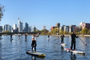 Stand-up-Paddling by Main SUP - Dein Wassersport-Event in deiner Stadt