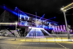 Foto-Nightwalk in Darmstadt - Ein Foto-Workshop der besonderen Art