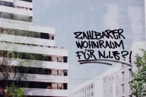 Zahlbarer Wohnraum für alle in Frankfurt?