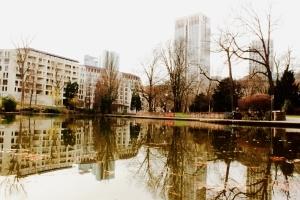 Die Wallanlagen - Ein Spaziergang durch Frankfurts