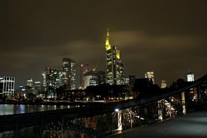 Frankfurt, nur du allein -