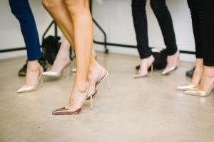 Elegant auf High Heels - Exklusives Experten-Lauftraining in der Galeria Kaufhof
