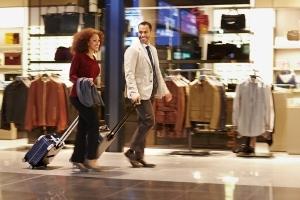 VIP-Shoppen was das Herz begehrt am Frankfurter Flughafen