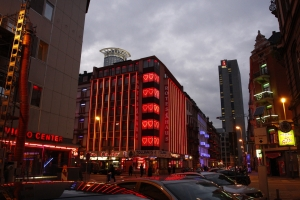 English Tours: Red light district around the train station