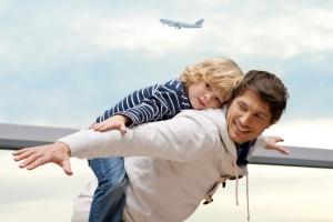 Flughafen Frankfurt für Kinder