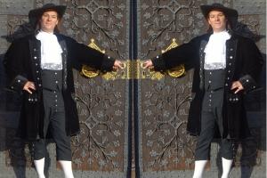 Der Ratsherr - Eine Kostümführung durch das Frankfurt des dreißigjährigen Krieges