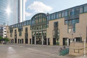 Frankfurts Banken & Hochhäuser Inside - Die Hauptverwaltung der Deutschen Bundesbank