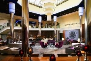 Weinschlemmer-Wochen 2018: Restaurant GrandSeven - 4-Gänge-Menü 39 €
