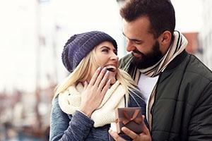Gewinnspiel: JOURNAL FRANKFURT & MyZeil verlosen einen Traum-Heiratsantrag in Frankfurt