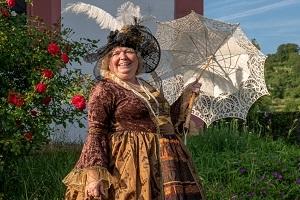 Historisches Eberbach - Die Herzogin von Kent zwischen Tochter, Männer & Macht