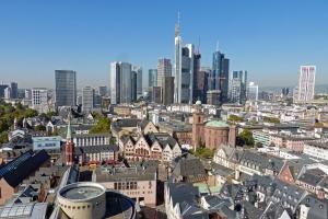 Die neue Altstadt von oben mit Domturm-Besichtigung - Der Höhenflug durch Frankfurts Geschichte