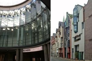 Saalgasse revisited - Die Postmoderne in Frankfurt