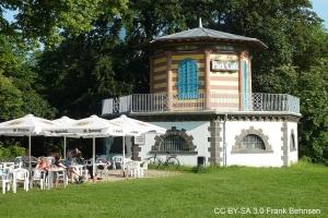 Grüneburgpark - Der englische Landschaftsgarten der Rothschilds