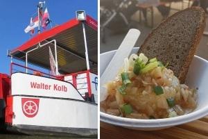 Stöffche auf'm Schiffche - Bootstour mit Handkäs' & Ebbelwoi