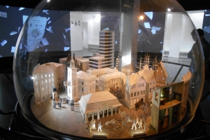 Sehen lernen - Die Frankfurter Altstadt zwischen alt & neu