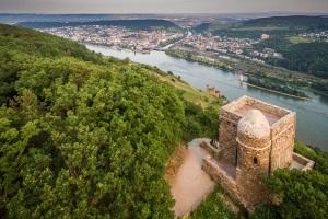 Benefiz-Aktion: Romantik pur - Osteinscher Park oberhalb von Rüdesheim am Rhein