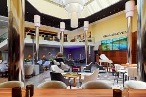 Weinschlemmer-Wochen 2019: Restaurant GrandSeven - 4-Gänge-Menü 39 €