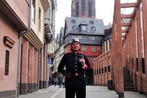 Mörder & Halunken - Mit dem kostümierten Schutzmann durch Frankfurt