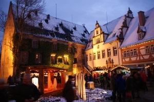 Erbacher Schlossweihnacht - Weihnachtlicher Stadtrundgang durch die historische Altstadt