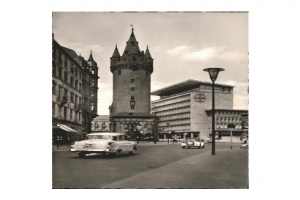 Frankfurt liest ein Buch-SPEZIAL: Auferstanden aus Ruinen... - Frankfurt in den 1950er Jahren