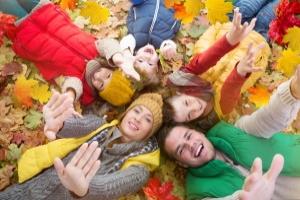 Mitten in der Natur - Waldbaden für die ganze Familie