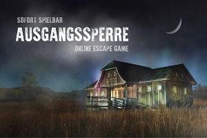 Ausgangssperre! - Das Online Escape Game zum Corona-Zeitvertreib